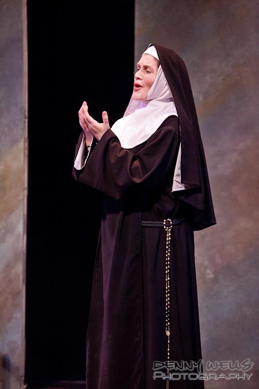 Mother Abbess with Anchorage Opera